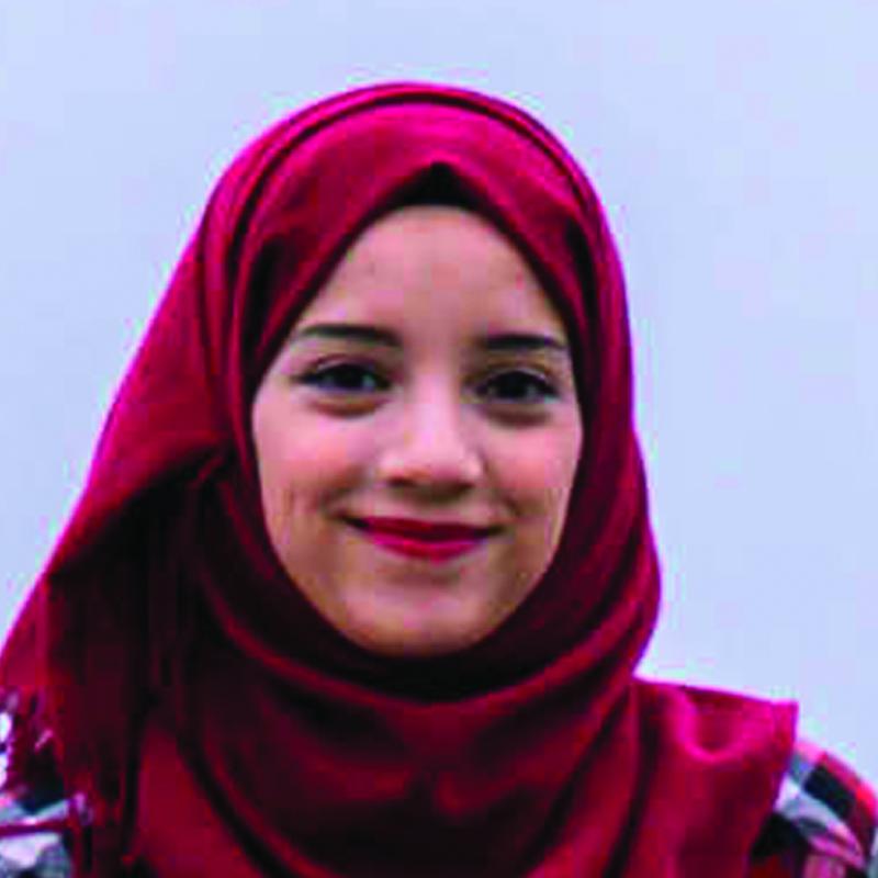 Fouzia Adjailia